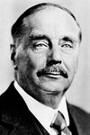 Portrait de H. G. Wells